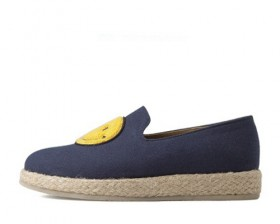SMILE PATCH SUMMER LOAFER(WOMEN)