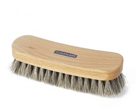 HORSE HAIR BRUSH 21CM
