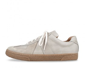 REAL LEATHER TRAINER