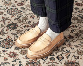 PENNY LOAFERS - BORN