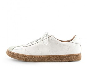 REAL LEATHER VINTAGE LOW TOP